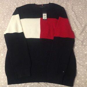 Tommy Hilfiger Men's Knit Sweater